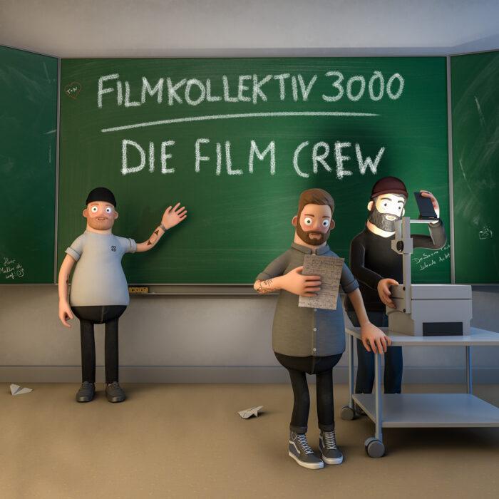 Episode 15 – Die Film Crew